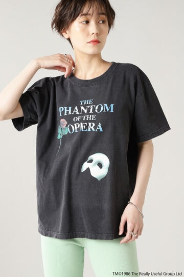 THE PHANTON OF THE OPERA Tシャツ