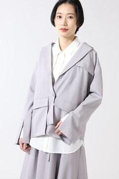 ビッグポケットテーラードジャケット