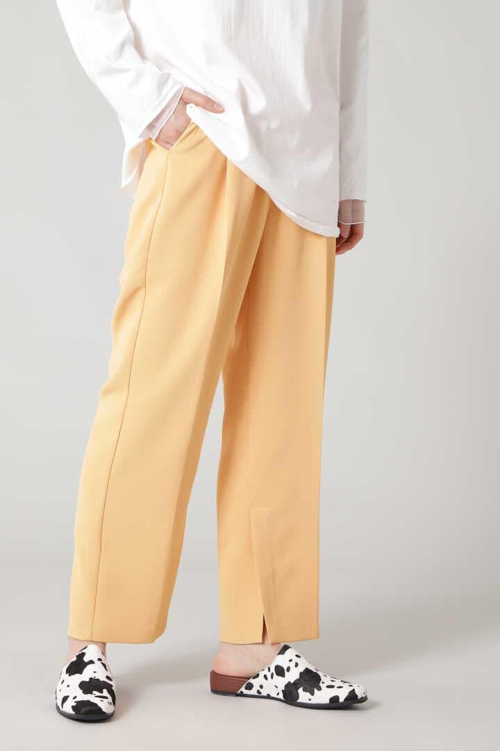 <オレンジカラーROSE BUD別注>ワイドパンツ