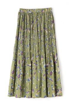 オリジナルプリントプリーツスカート
