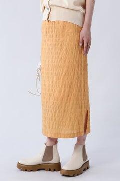 シャーリングIラインスカート