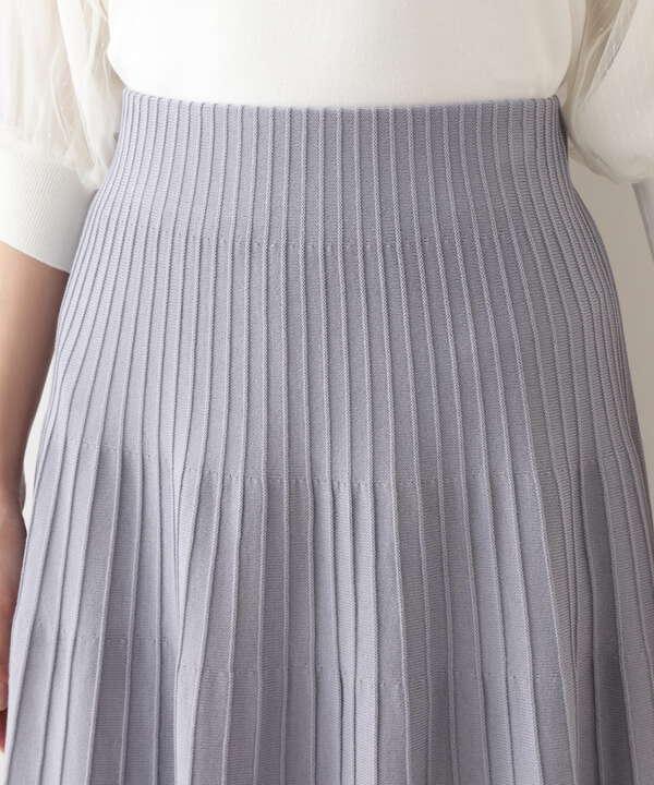 ハイツイストニット スカート
