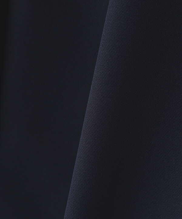 ポリエステルダブルクロスストレッチセットアップ スカート