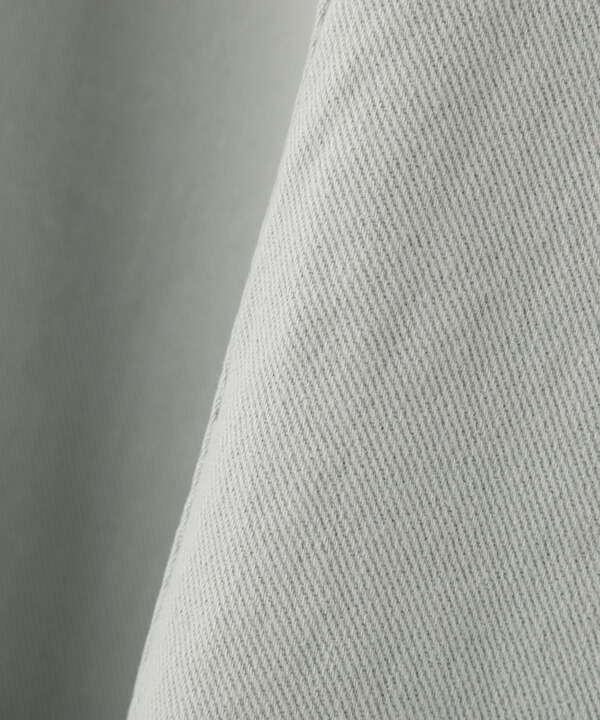 カラーデニムスカート
