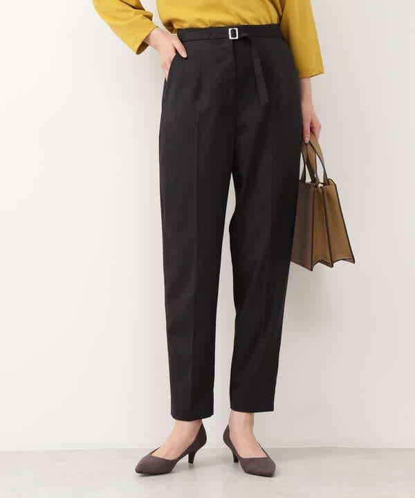 [洗える]ジレ&パンツセットアップ パンツ