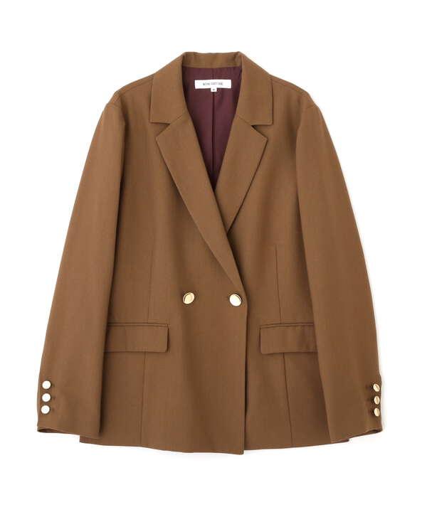 ダブルブレストジャケット