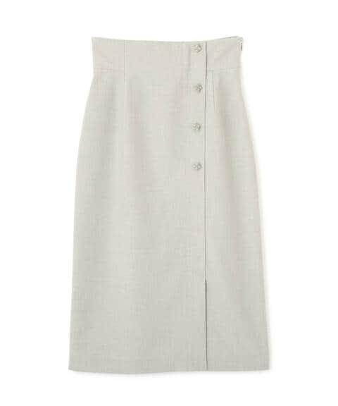 【先行予約4月中旬-4月下旬入荷予定】バックデザインタイトスカート