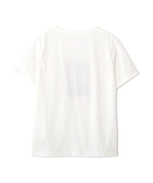 《EDIT COLOGNE》フォトプリントTシャツ