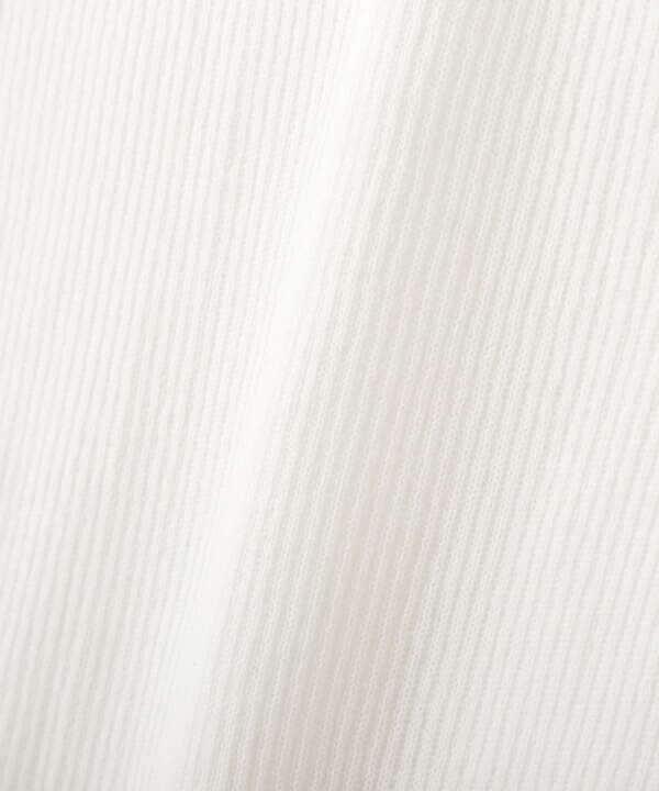 前後2wayラッフルニット WEB限定カラー:モカ