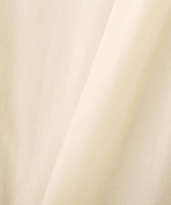 【美人百花10月号 掲載商品】ボリュームスリーブリボンブラウス
