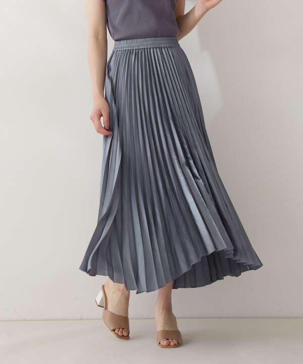 イレヘムプリーツスカート