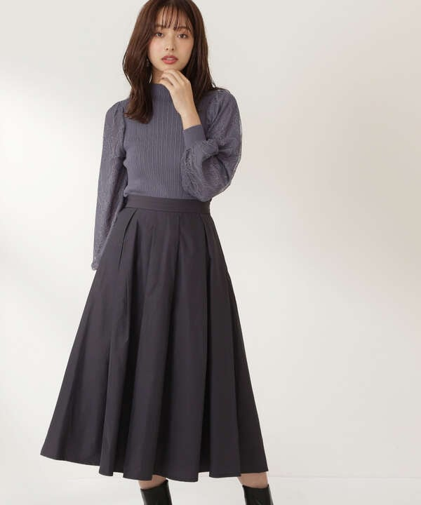 タフタスカート