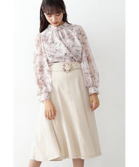 ウーリッシュマーメイドスカート