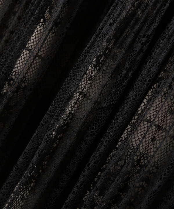レースティアードスカート