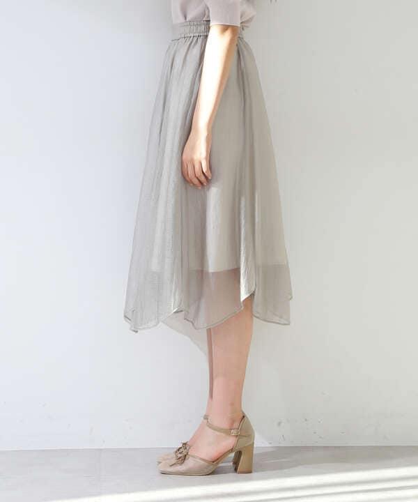イレヘムボリュームスカート