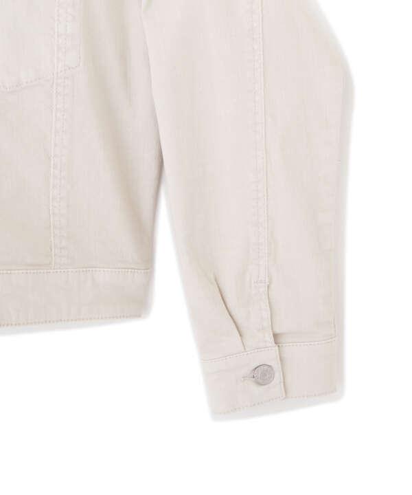 スプリングデニムジャケット
