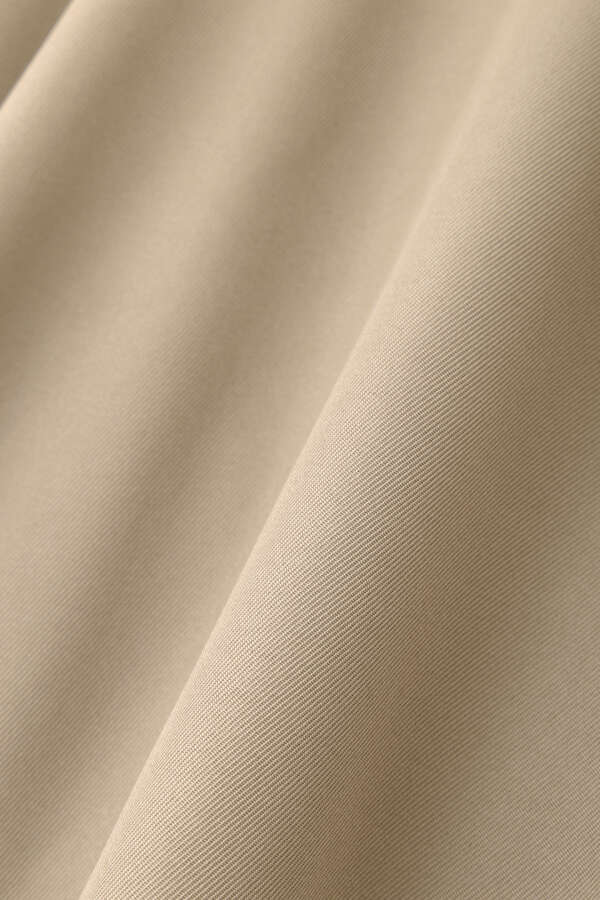 【道重さゆみさん着用 美人百花4月号掲載商品】チュールフレアトレンチ