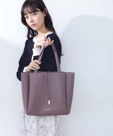 ≪WEEKDAY COLLECTION≫ストリングトートバッグ