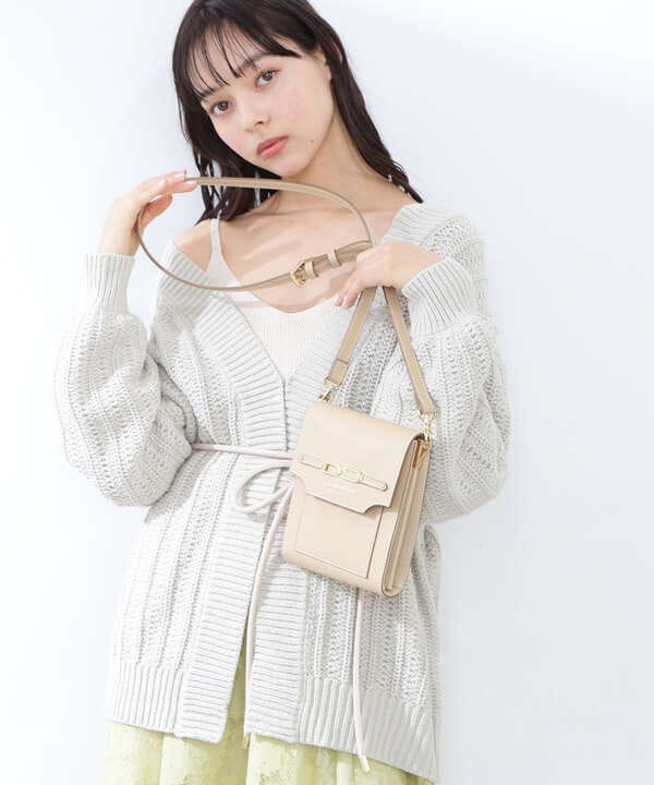 ≪WEEKDAY COLLECTION≫ビットミニポシェット