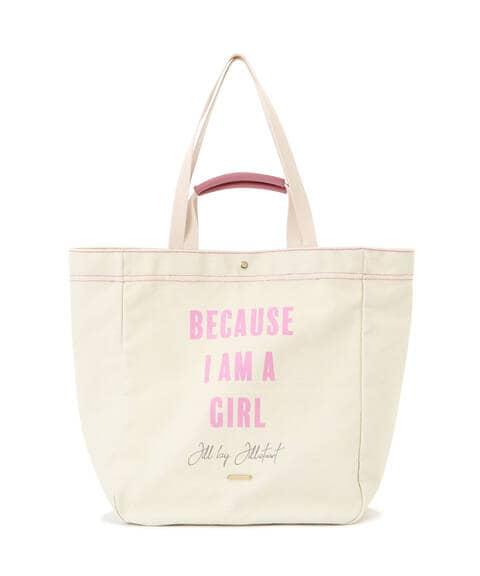 ≪チャリティー≫For All Girlsビッグトート