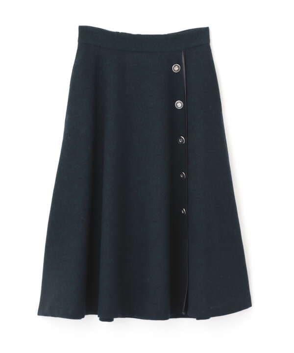 【先行予約10月中旬-10月下旬入荷予定】ラメツイードスカート