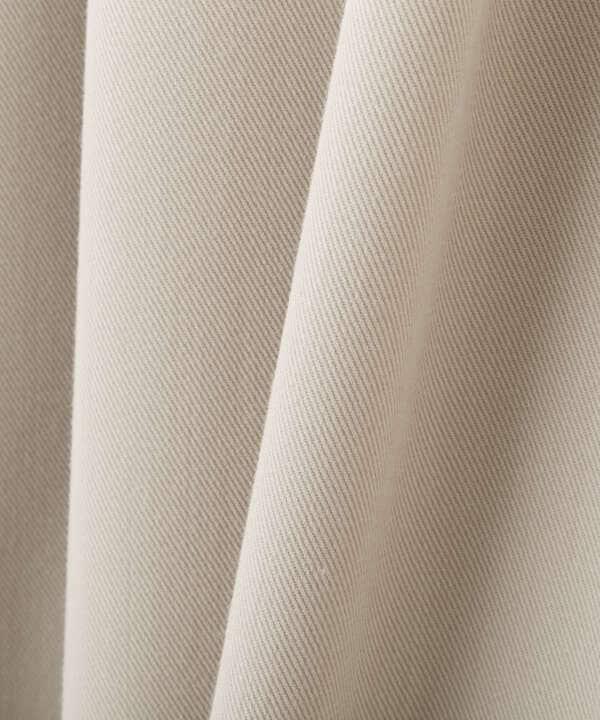 スカーフ付バルーンスリーブワンピース