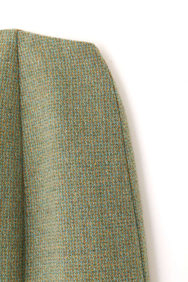 《Sシリーズ対応商品》ツィードナロースカート