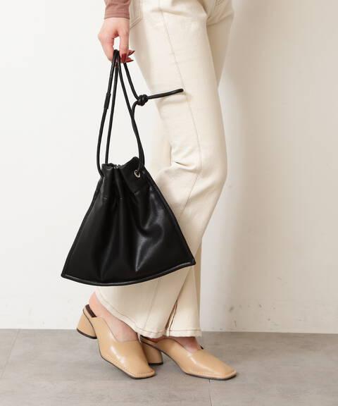 ツイストロープバッグ