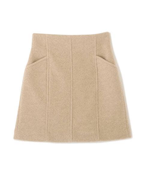 《Sシリーズ対応商品》TRメルトンパネル切替ミニスカート