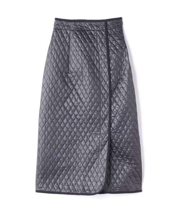 《Sシリーズ対応商品》キルティングIラインスカート