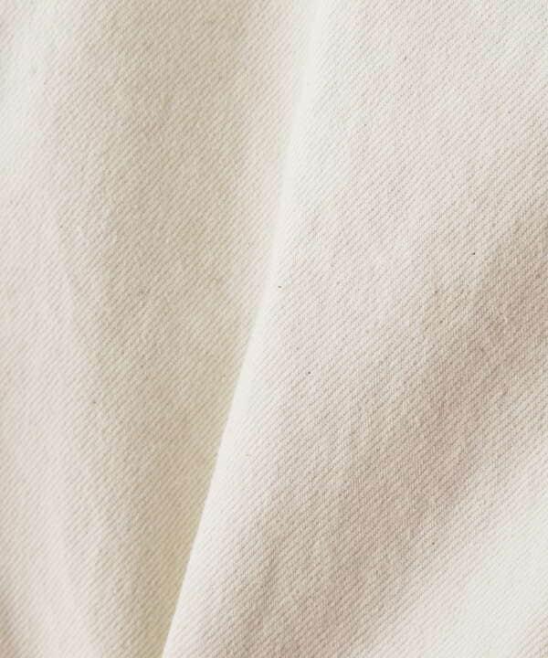【追加生産予約7月上旬-7月中旬入荷予定】《Sシリーズ対応商品》内スリットベルボトムデニム