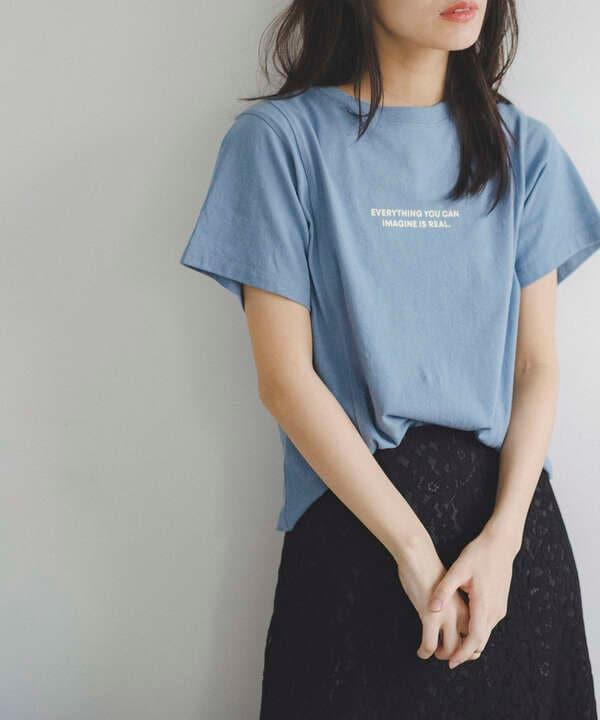 【追加生産予約8月中旬-8月下旬入荷予定】アウトロックロゴプリントTシャツ