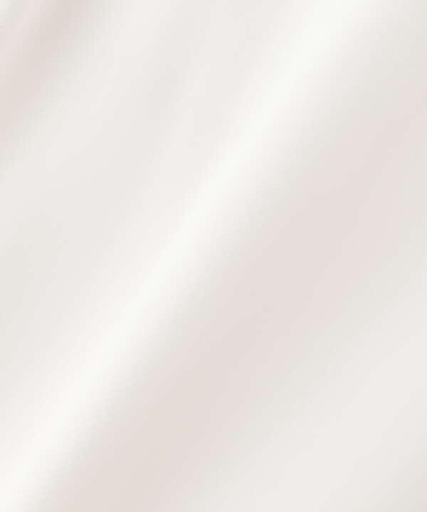 タックドレープ半袖ブラウス