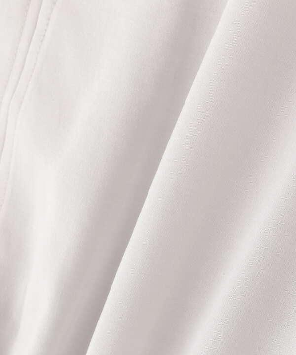 ドライポプリン半袖ブラウス