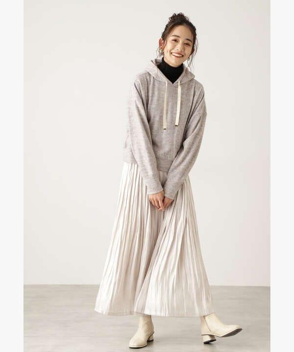 ブライトワッシャーマキシスカート