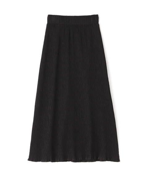 【先行予約3月上旬-3月中旬入荷予定】プリーツナロースカート