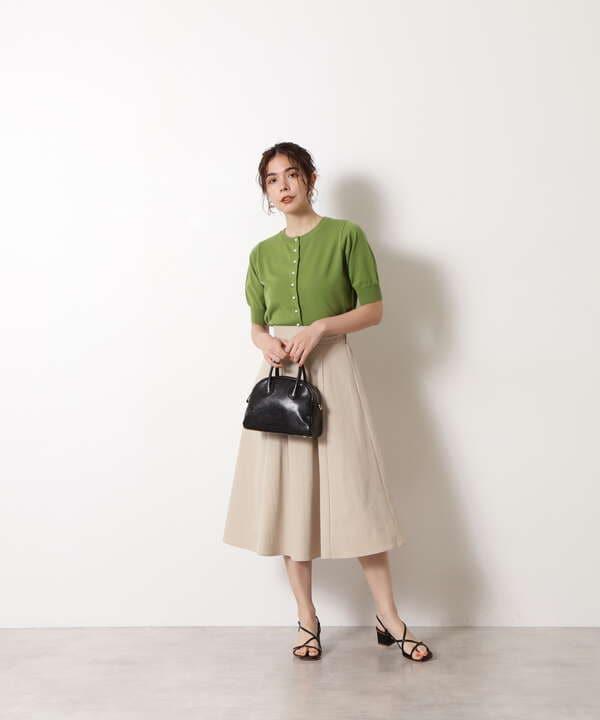 ツイルフレアスカート《S Size Line》
