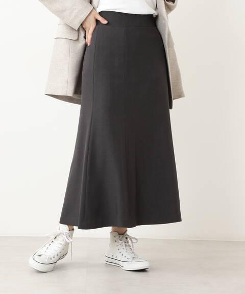 ツイルマーメイドスカート