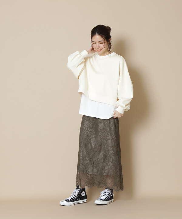 クロシェレーススカート《S Size Line》