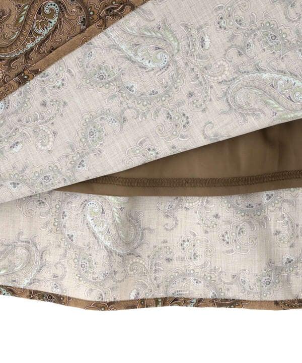 ペイズリーシリーズ スカート《S Size Line》