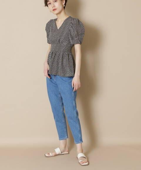 【EDWIN】MOM'S DENIM デニムパンツ