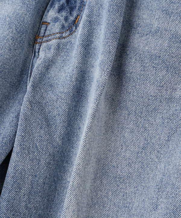 ヴィンテージライクベルボトムデニムパンツ《S Size Line》