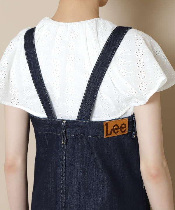 【Lee】SUSPENDER SKIRT サスペンダースカート