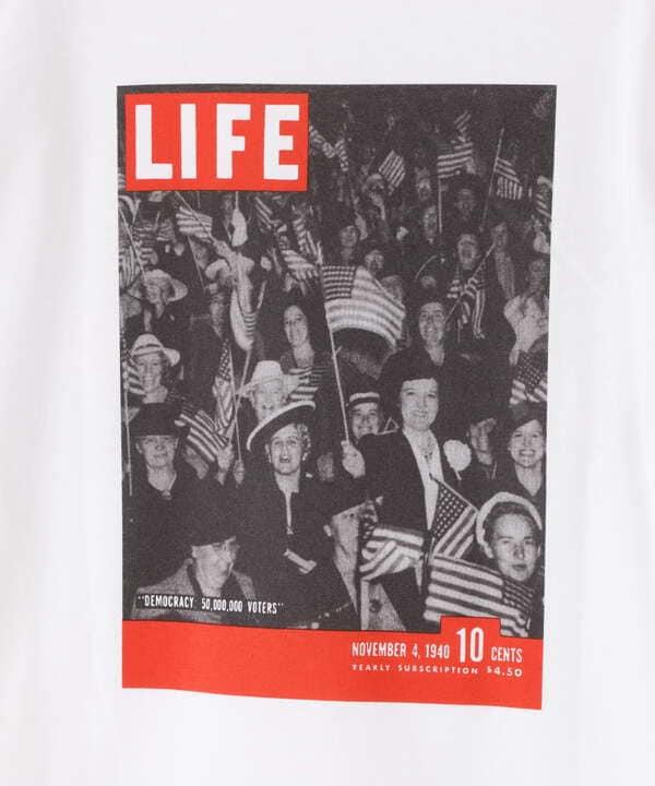 【GOOD ROCK SPEED】LIFEフォトTシャツ