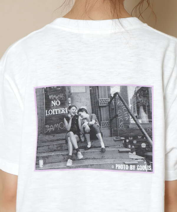【GOOD ROCK SPEED】GODLIS Tシャツ