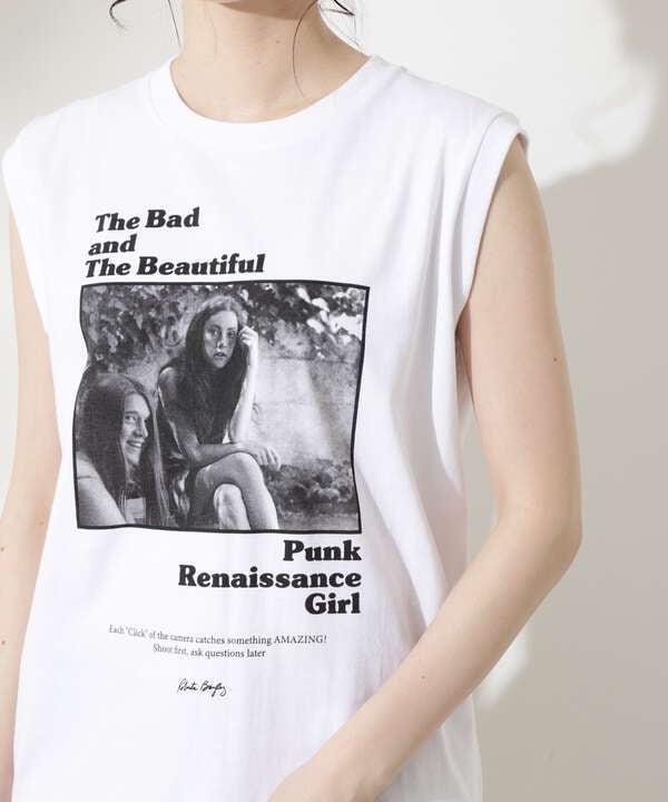 【GOOD ROCK SPEED】ロベルタベイリーノースリTシャツ