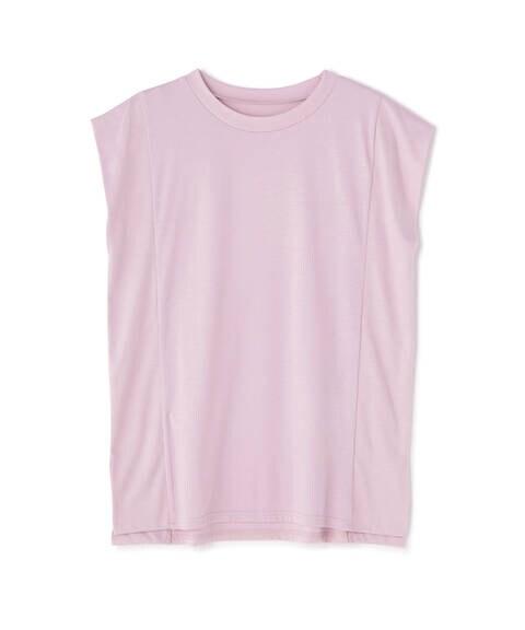 タックショルダーTシャツ