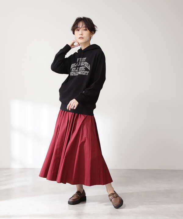 サーキュラーフレアマキシスカート《S Size Line》