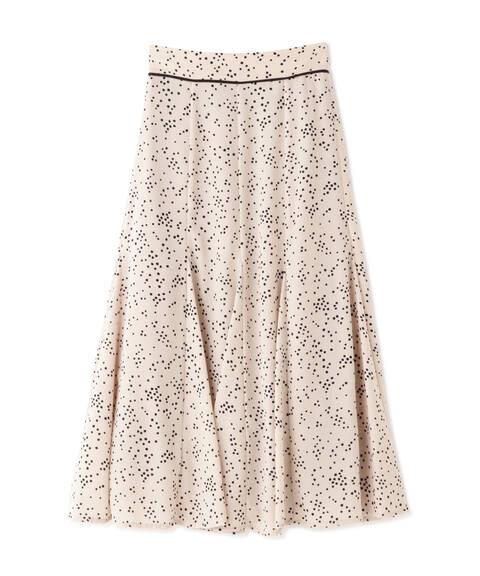プリントマーメイドスカート《S Size Line》
