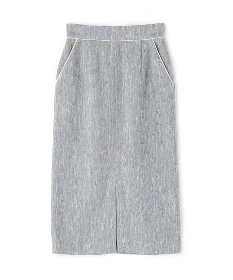 パイピングタイトスカート《S Size Line》